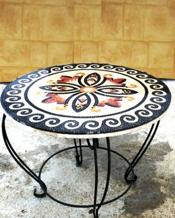 tables en mosaique Smac Tunisie http://smactunisie.com/