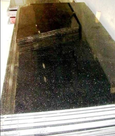 Granit Noir Galaxy - SMAC Tunisie | SOCIETE DU MARBRE DU MARBRE